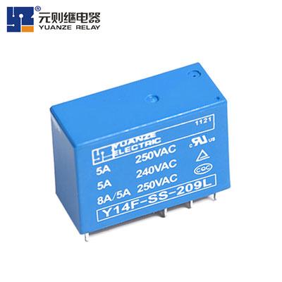 微波炉小型继电器生产商